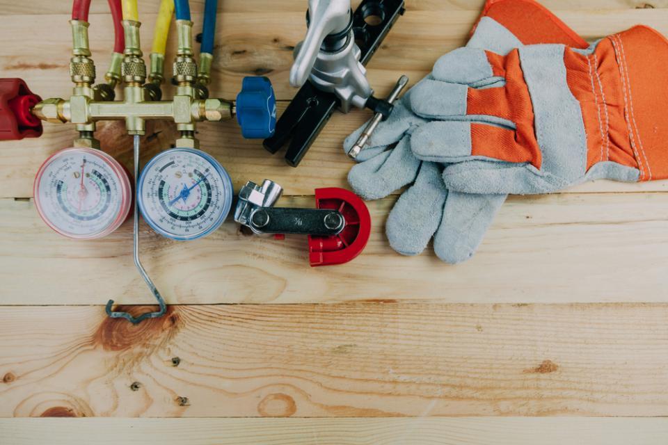 home performance maintenance equipment