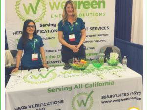 we green at ihaci 2017