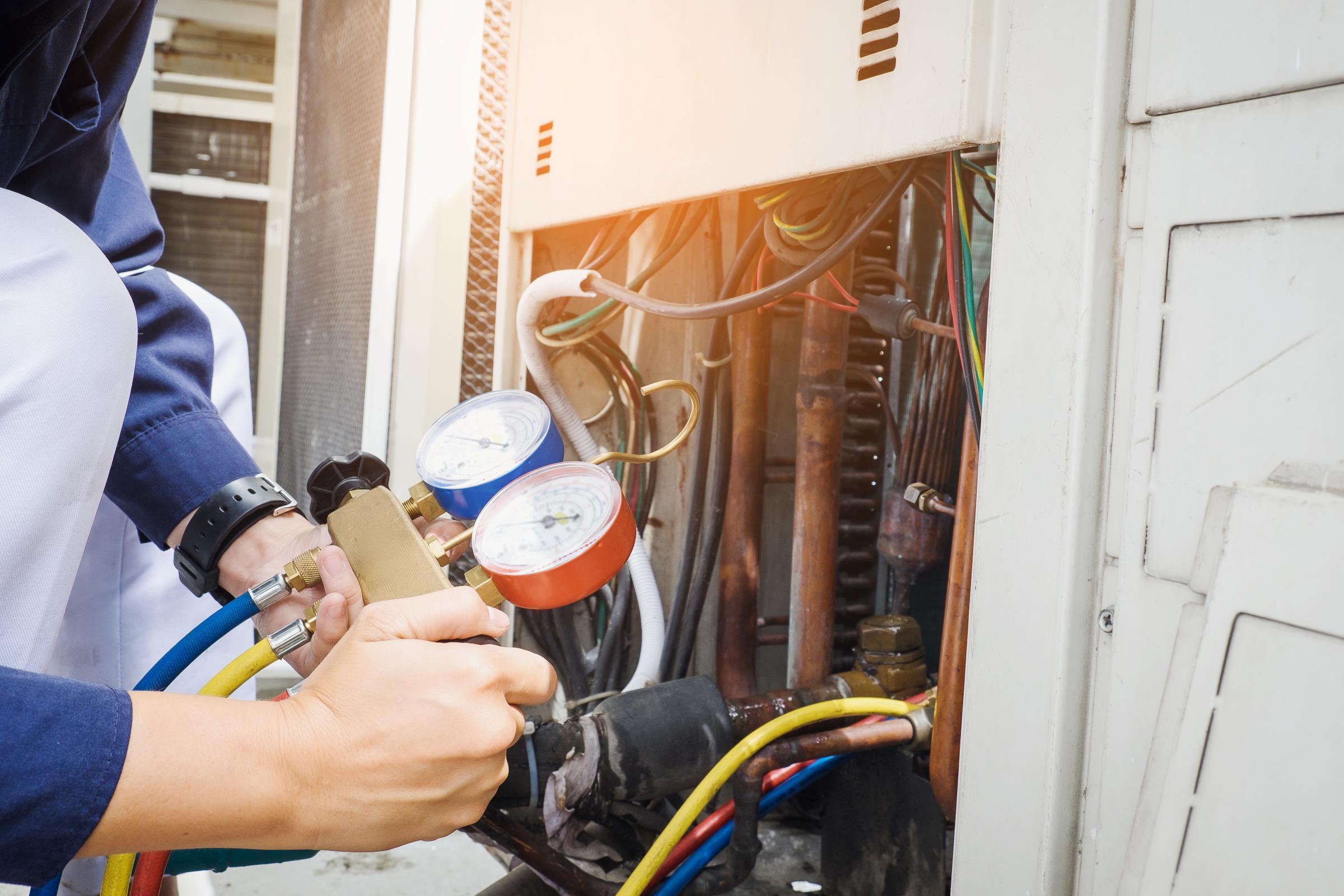 maintenance technician for home